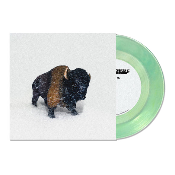 You Lost Me / Guardians Coke Bottle Green Vinyl 7