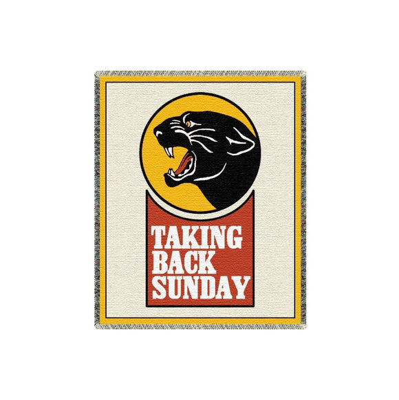 Taking Back Sunday Blanket