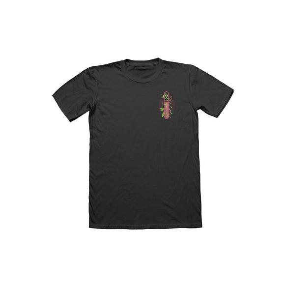Pill Black T-Shirt