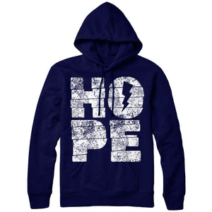 "Hope Denim Blue Pullover  ""Sale! Final Print!"" *limited stock*"
