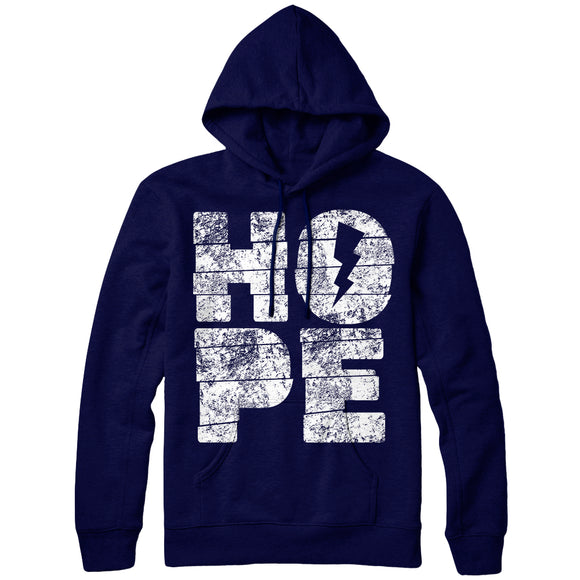 Hope Denim Blue Pullover