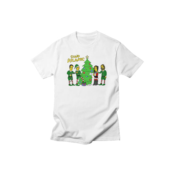Stand Atlantic - Simpsanta Atlantic Holiday Tee