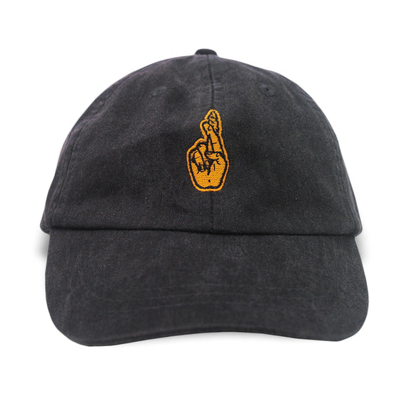 Fingers Dad Hat