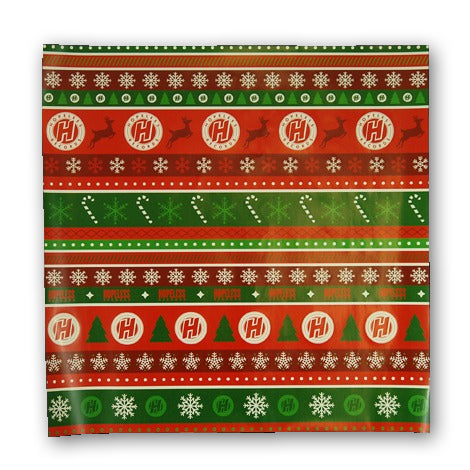 Holiday Wrapped Paper