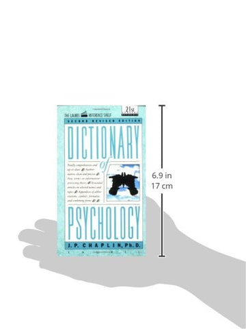 Dictionary of Psychology (Laurel Book)