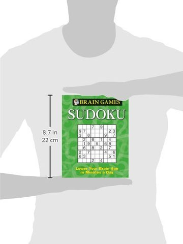 Brain Games: Sudoku Collection #2 (Brain Games (Unnumbered))