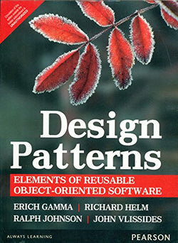 """Design Patterns: Elements of Reusable Object-Oriented Software"""