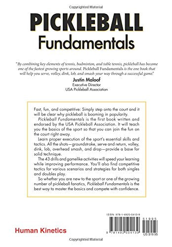 Pickleball Fundamentals (Sports Fundamentals)