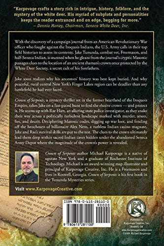 Crown of Serpents (The Tununda Mysteries) (Volume 1)
