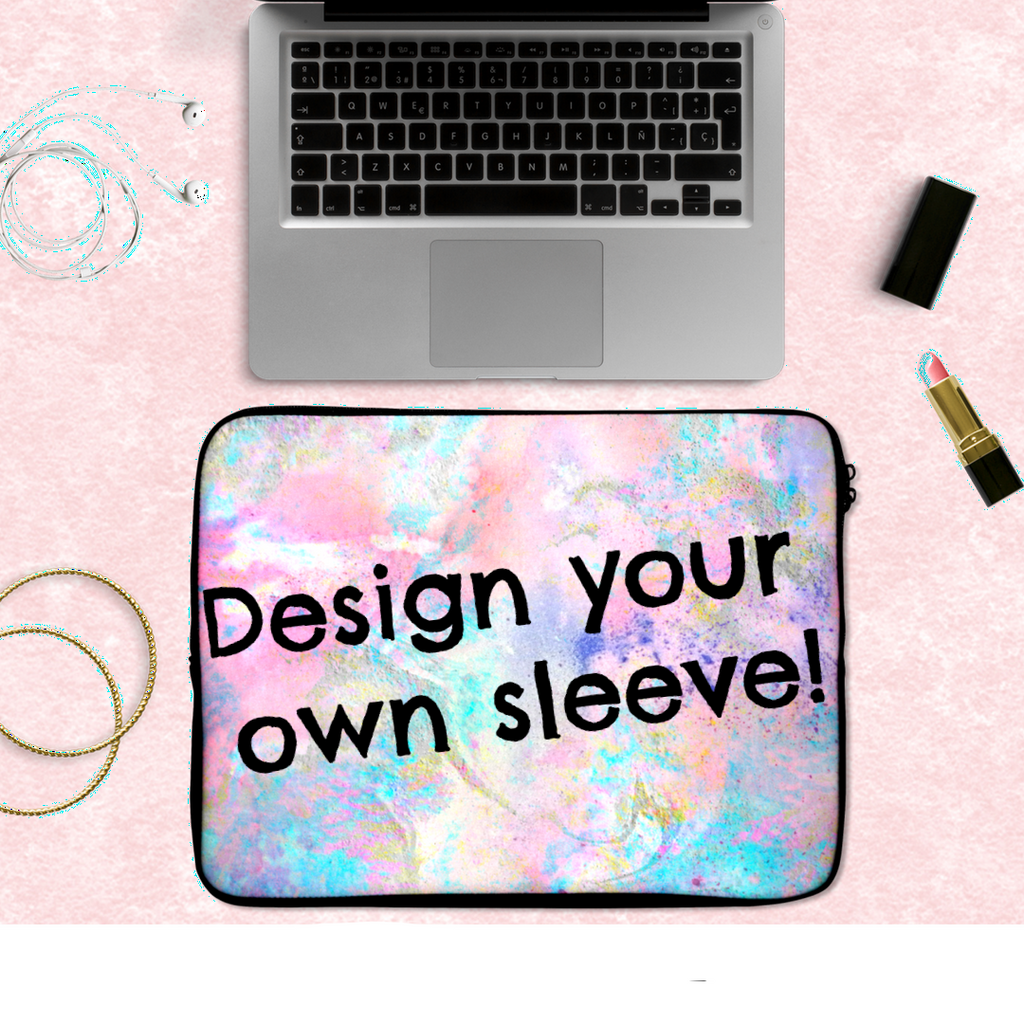 Custom Tablet & Laptop Sleeve