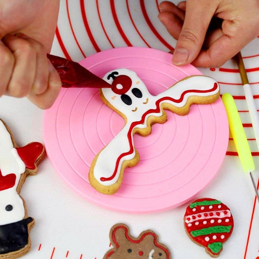 Cookie Decorating Turn Table