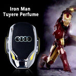 (Limited Time Offer $30)Iron Man car air outlet perfume pendant, with car perfume pendant