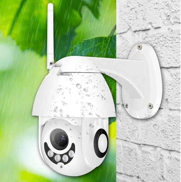 (Last Day Promotion 90% OFF) Outdoor WiFi Camera