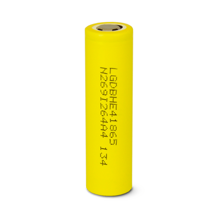 LG INR 18650 20A 2500mAh Lithium Ion Battery 3.7V HE4