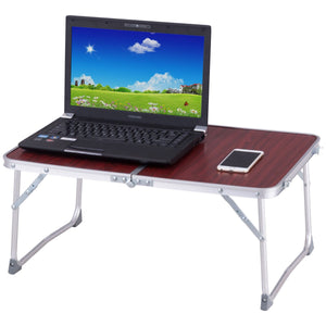 Portable Folding Tray Stand Laptop Notebook Table Coffee - NutritionalInstitute.com