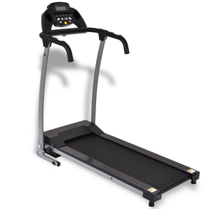 800 W Folding Fitness Treadmill Running Machine Black - NutritionalInstitute.com