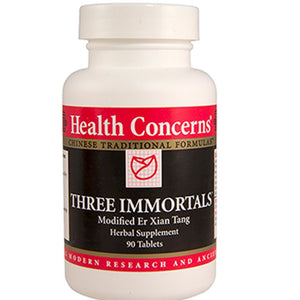 Health Concerns Three Immortals 750 mg 90 tabs ES