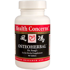 Health Concerns OsteoHerbal 90 tabs