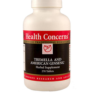 Health Concerns Tremella & American Ginseng™ 270 tabs