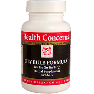 Health Concerns Lily Bulb 90 tabs