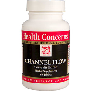 Health Concerns Channel Flow 60 tabs