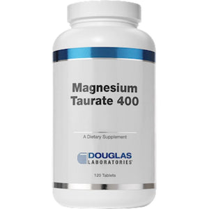 Magnesium Taurate 400 mg 120 tabs CA ME