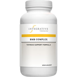 Integrative Therapeutics BMR Complex Supports Synthesis Of Thyroid Hormones 180 Capsules