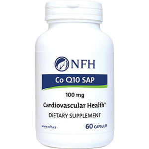 Co-Q10 SAP 60 caps NS