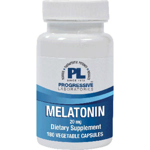 Progressive Labs Melatonin 20 mg 180 vegcaps 3721