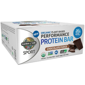 Sport Bar Chocolate Fudge 12 Bars