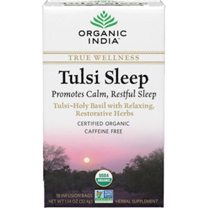 Tulsi Tea Sleep 18 tea bags - NutritionalInstitute.com