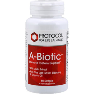 Protocol For Life Balance A Biotic Helps Healthy Immune Cardio Stress 60 gels