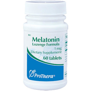 Melatonin Lozenge 1 mg 60 tabs