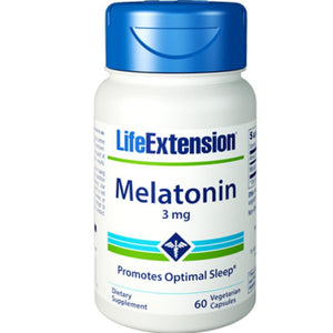 Melatonin 3 mg 60 vegcaps - NutritionalInstitute.com
