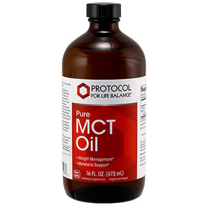MCT Oil 16 oz - NutritionalInstitute.com