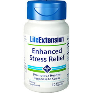 Enhanced Stress Relief 30 vegcaps