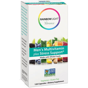 Men's Multi Stress Support 120 vegcaps