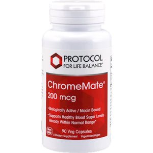 ChromeMate® 200 mcg 90 caps