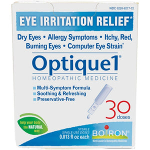 Optique 1 EyeDrops 30 Liquid Unit Doses