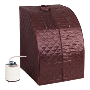 Portable 2L Steam Sauna with Chair BA7175 WC