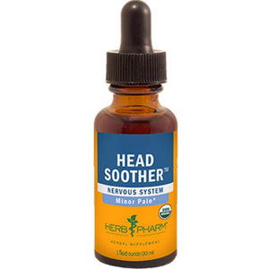 Herb Pharm Head Soother Compound 1 oz FFEV01 - NutritionalInstitute.com