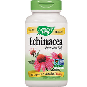 Nature's Way Echinacea 400 mg 180 caps 12408 ME