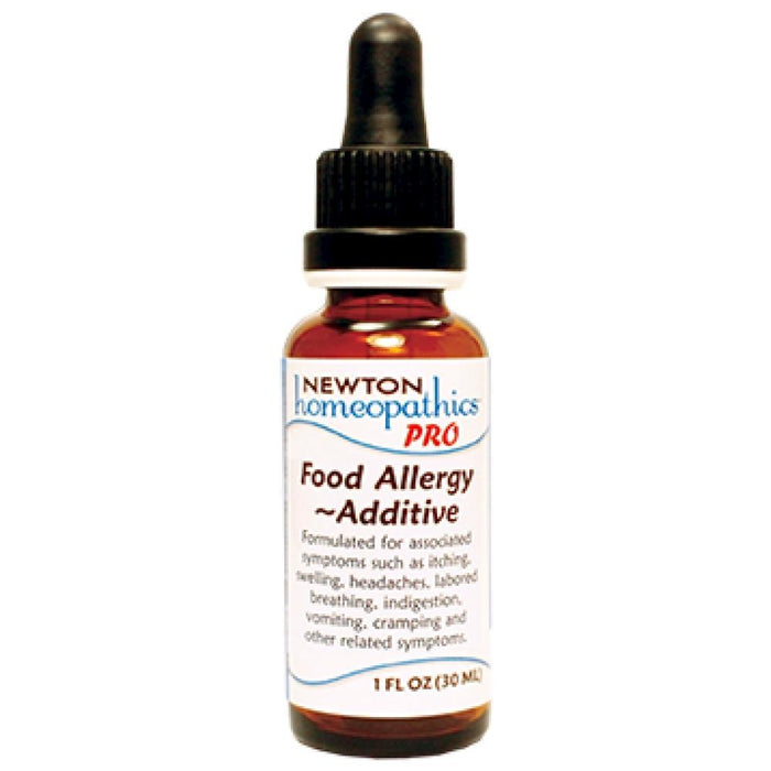Newton RX Food Allergy Formula 85 1 oz RX085 L01 ME