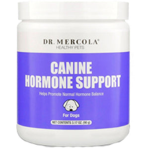 Dr. Mercola Canine Hormone Support, Significant Antioxidant Support, 3.17 Ounce