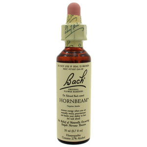 Hornbeam Flower Essence 20 ml - NutritionalInstitute.com