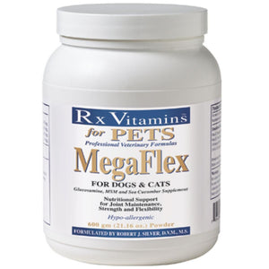 Rx Vitamins for Pets Mega Flex Dog and Cat Joint Support 8050