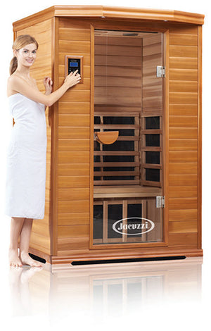 Clearlight Premier Is-2 Two Person Far Infrared Sauna Cedarwood
