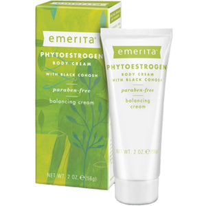 Emerita Phytoestrogen Body Cream 2 oz 30110 - NutritionalInstitute.com