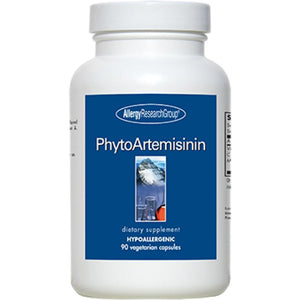 Allergy Research Group PhytoArtemisinin Supports Liver Functions 90 Veg Capsules