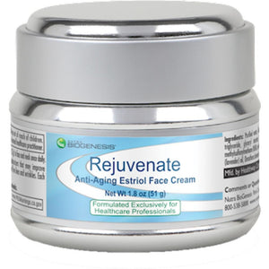 BioGenesis Rejuvenate Estriol Cream 18344 18344 ASD ME